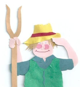 Let's Play Music : The Farmer's In the Den - Preschool Farm Songs! Great songs to sing for Spring!