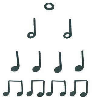 Let's Play Music : Magic Feet Follow the Beat - An Fun and Easy Way to Learn Note Values