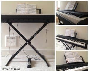 Top Tips on Choosing Piano Keyboards for Beginners: Yamaha P35B Review