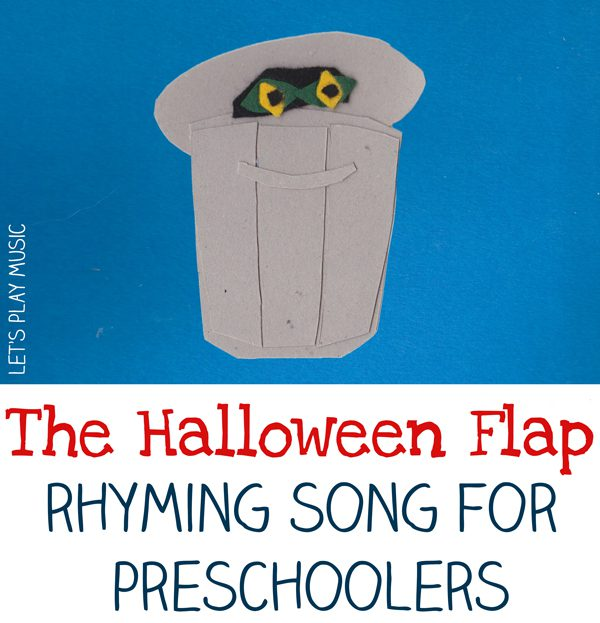 Halloween songs for Kids -The Halloween Flap