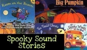 Spooky Sound Stories for Halloween