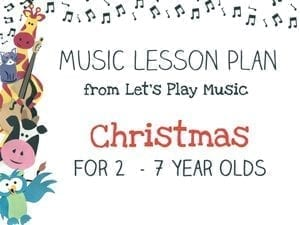 Christmas Lesson plan image F.I