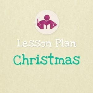 Christmas Lesson & Activity plan