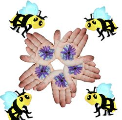 Busy bee ring game F.I
