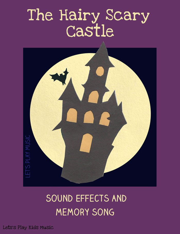 The hairy scary castle sound effects and memory song