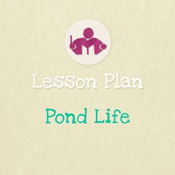 Pond Life lesson Plan